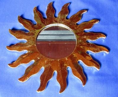 Spiegel Sonne gross