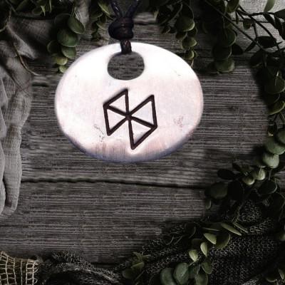 Binderunen Amulett Energie