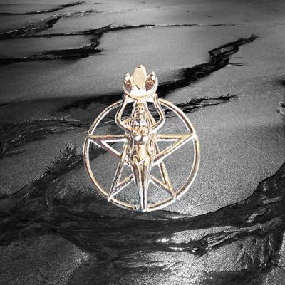 Ciondolo Pentagram con dea
