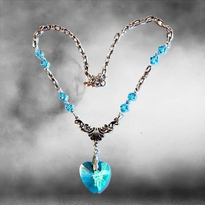 Halskette Heart of Atlantis