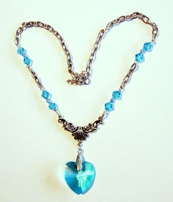 Necklace Heart of Atlantis