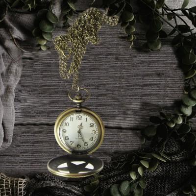 Pentagramm Wicca,Victorian, Gothic, Steampunk Taschenuhr