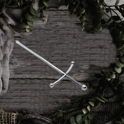Haarstab, Haarnadel Schwert
