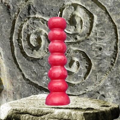 Figura candela per scopi magici - 7 pulsanti rossi