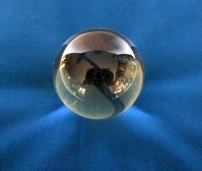 Sfera di vetro 6 cm