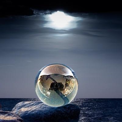 Glass Ball 10 cm