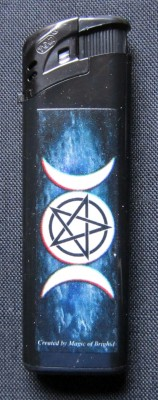 Lighter Triple Moon 3 pack