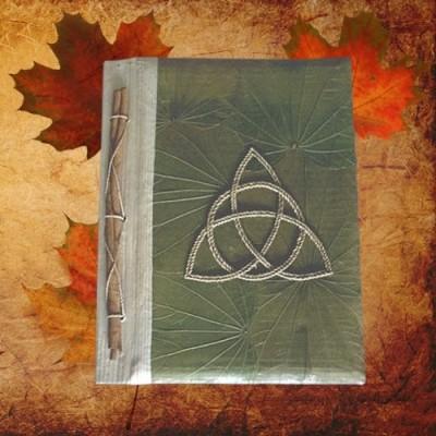 Buch der Schatten grün