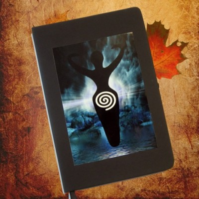 Book of Shadows Light in the Night Din A 5