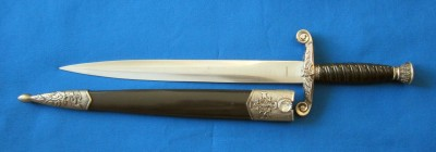 Dagger / Athame Irminsul with Eagle