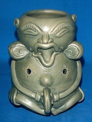 Oil Burner Green Goblin