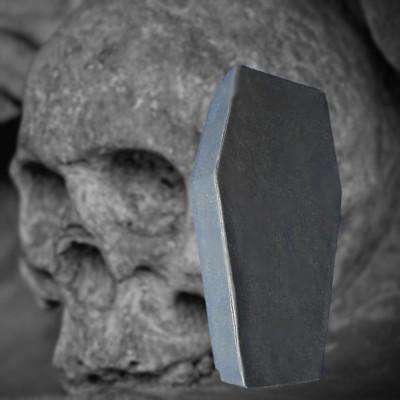 Petit Cercueil du carton dur
