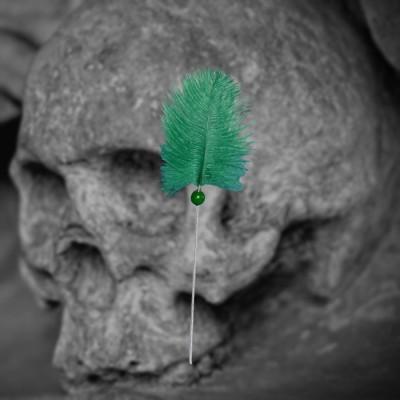 Voodoo Needle, green