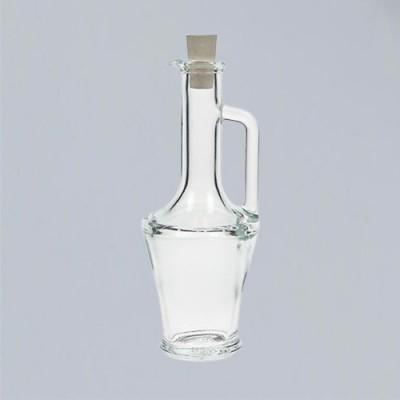 Bottiglia elisir 50 ml con una maniglia e cappuccio