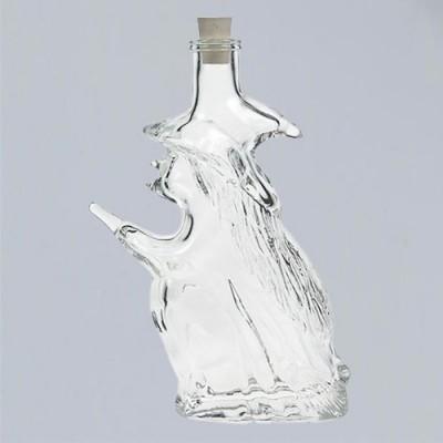 Flasche Hexe 200 ml mit Korken