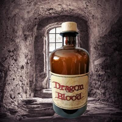 Alchemisten Flasche Dragons Blood