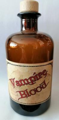 Alchimisti Bottiglie Vampire Blood