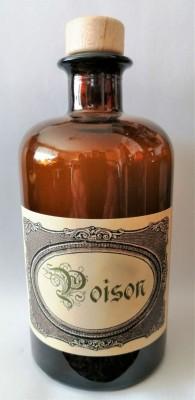 Alchemists Bottle Poison