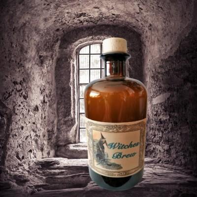 Alchimisti Bottiglie Witches Brew
