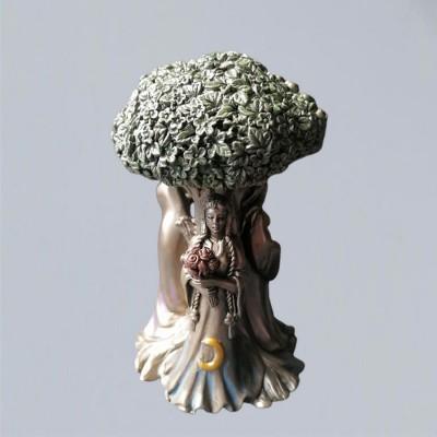 Mother Maiden Crone Figur