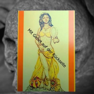 Voodoo Orisha Gebetskarte Oshun