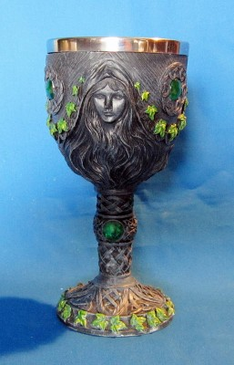 Chalice Maiden, Mother, Crone