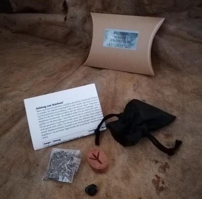 Mojo-Bag (Mojo-Beutel) Schutz