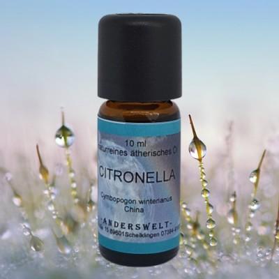 Ätherisches Öl Citronella (Cymbopogon winterianus)