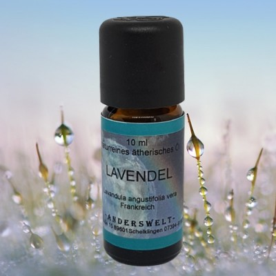 Essential Oil Lavender (Lavandula angustifolia)