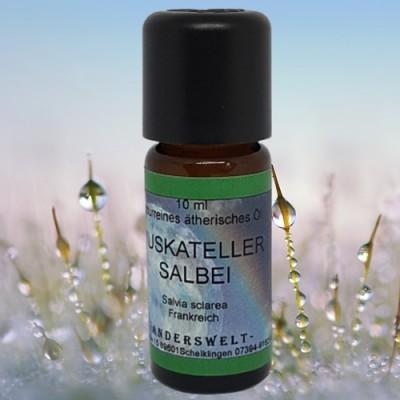 Ätherisches Öl Muskatellersalbei (Salvia sclarea)