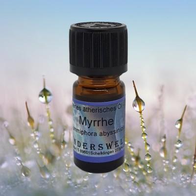 Olio essenziale Mirra (Commiphora abyssinica)