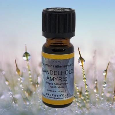 Ätherisches Öl Sandelholz (Amyris balsamifera)