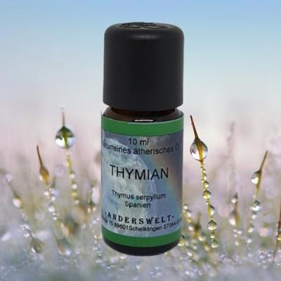 Olio essenziale Timo (Thymus serpyllum)