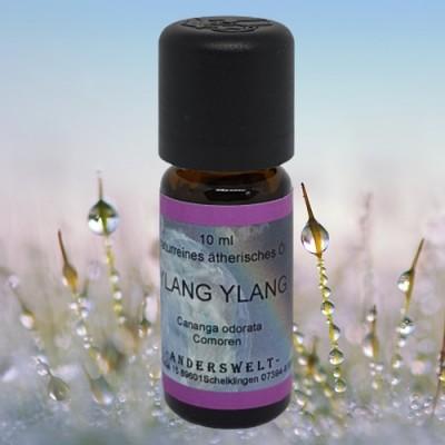 Essential Oil Ylang-Ylang (Cananga odorata)