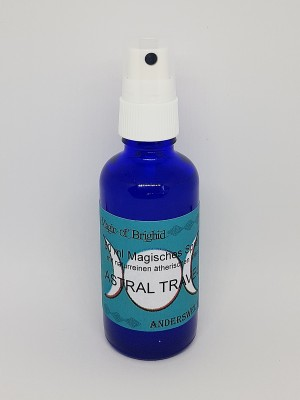 Magic of Brighid Magic Spray ethereal Astral Travel 50 ml
