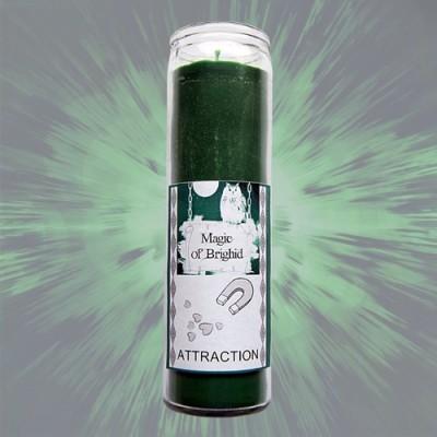 Magic of Brighid Glaskerze Attraction