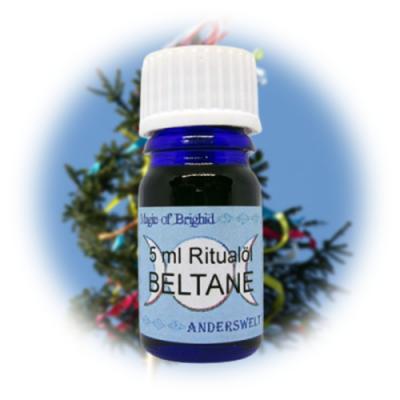 Beltane olio rituale 5 ml