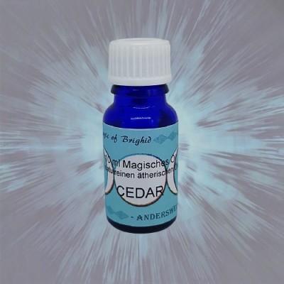 Magic of Brighid Olio Magia Essential Cedro 10 ml