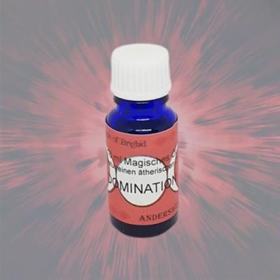 Magic of Brighid Huile magique essentielles Domination 10 ml
