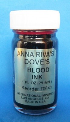 Dove´s Blood Ink