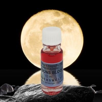 Anna Riva`s huiles magiques Dragons Blood Fiole de 10 ml