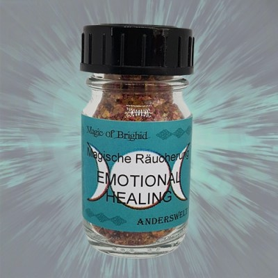 Magic of Brighid Räucherung Emotional Healing