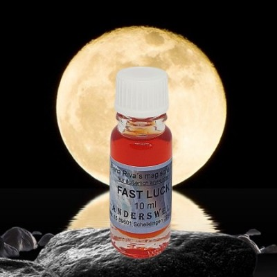 Anna Riva`s Oil Fast Luck Phial with 10 ml