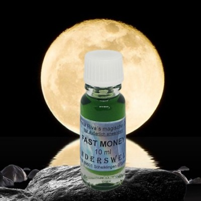Anna Riva`s Oil Fast Money Phial with 10 ml