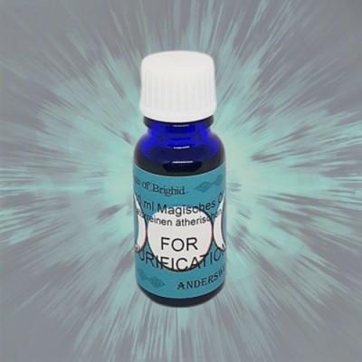 Magic of Brighid Olio Magia Essential For Purification 10 ml