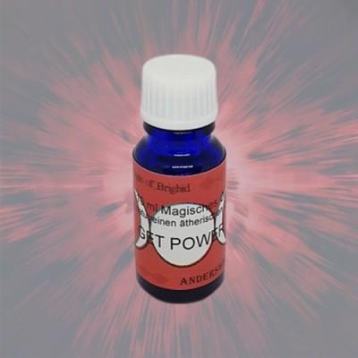 Magic of Brighid Magic Oil ethereal Get Power 10 ml