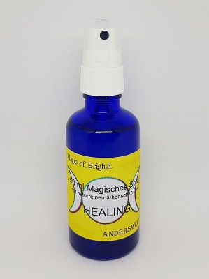 Magic of Brighid Magic Spray ethereal Healing 50 ml