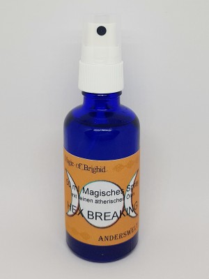 Magic of Brighid Spray Magia Essential Hex Breaking 50 ml