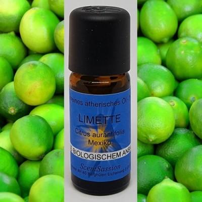 Olio essenziale Lime Bio (Citrus medica) 10 ml