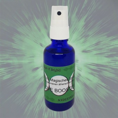 Magic of Brighid Magic Spray ethereal Love Booster 50 ml